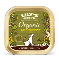 Lilys Kitchen Organic Lamb & Spelt Supper Dog Food