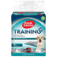 Simple Solution Puppy Training Pad 56 Pads