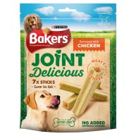 Bakers Joint Delicious Chicken Dog Treats Medium Dog (10-25kg)