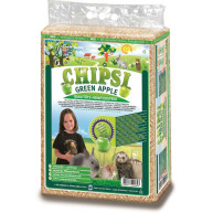 Chipsi Green Apple Wood Shavings for Small Pets