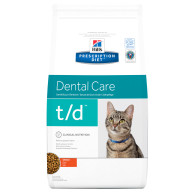 Hills Prescription Diet TD Dental Care Chicken Dry Cat Food 5kg