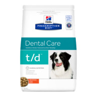 Hills Prescription Diet TD Dental Care Chicken Dry Dog Food