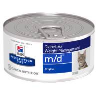Hills Prescription Diet Feline MD Canned Liver