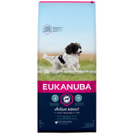 Eukanuba Active Adult Chicken Medium Breed Adult Dog Food