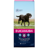 Eukanuba Thriving Mature Chicken Large Breed Mature Dog Food