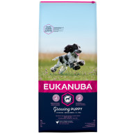 Eukanuba Growing Puppy Chicken Medium Breed Puppy Food