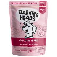 Barking Heads Golden Years Senior Dog Food