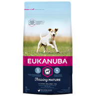 Eukanuba Thriving Mature Chicken Small Breed Dog Food