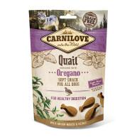Carnilove Semi-moist Snack Quail with Oregano Dog Treat