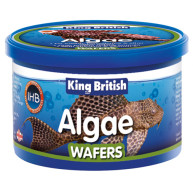 King British Algae Wafers Fish Food 40g