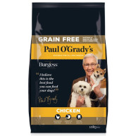Paul O Gradys Grain Free Chicken Adult Dog Food