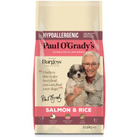 Paul O Gradys Hypoallergenic Salmon & Rice Adult Dog Food