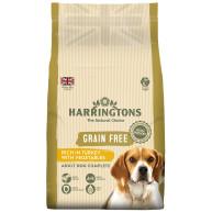 Harringtons Grain Free Turkey & Vegetables Adult Dog Food