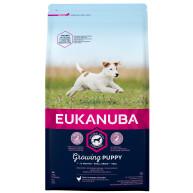 Eukanuba Growing Puppy Chicken Small Breed Puppy Food