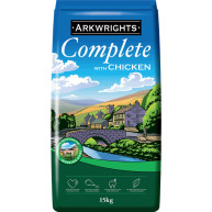 Arkwrights Working Dog Chicken Food 15kg