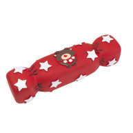 House of Paws Vinyl Christmas Cracker Dog Toy