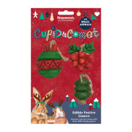 Rosewood Cupid & Comet Edible Festive Christmas Gnaws Small Pet Treat