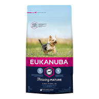 Eukanuba Thriving Mature Chicken Toy Breed Dog Food