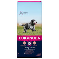Eukanuba Caring Senior Chicken Medium Breed Senior Dog Food