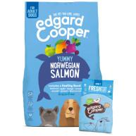 EdgardCooper Fresh Norwegian Salmon Grain Free Adult Dog Food