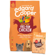 EdgardCooper Fresh Chicken Grain Free Adult Dog Food