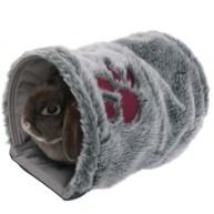 Rosewood Reversible Small Pet Snuggle Tunnel