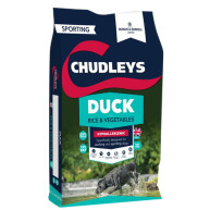 Chudleys Hypoallergenic Duck with Rice & Vegetables Working Dog Food