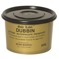 Gold Label Dubbin Natural Leather Care