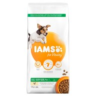 IAMS for Vitality Chicken Small & Medium Breed Adult Dry Dog Food