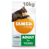IAMS for Vitality Ocean Fish Adult Dry Cat Food