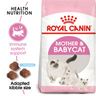 Royal Canin Mother & Babycat Dry Adult & Kitten Food