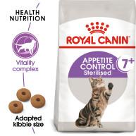 Royal Canin Appetite Control Sterilised 7+ Dry Adult Senior Cat Food
