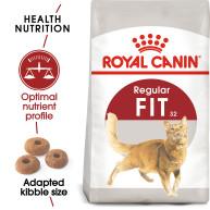Royal Canin Regular Fit 32 Dry Adult Cat Food