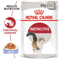 Royal Canin Instinctive Adult in Jelly Wet Cat Food
