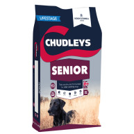 Chudleys Senior Dog Food