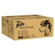 Felix As Good As It Looks Favourites in Jelly Adult Cat Food