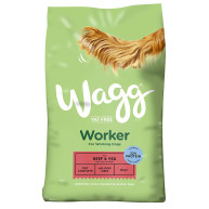 Wagg Complete Worker Beef Dog Food 16kg