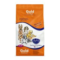 Alpha Gold Moist Muesli Dog Food