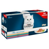 Gourmet Perle Chefs Collection Cat Food 85g x 60