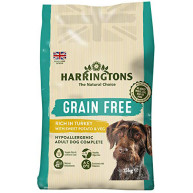 Harringtons Grain Free Turkey with Sweet Potato & Vegetables Adult Dog Food