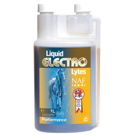 NAF Liquid Electro Lytes Horse Supplement