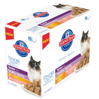 Hills Science Plan Feline Senior 11+ Healthy Ageing 85g x 12
