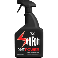 NAF OFF DEET Power Fly Repellent for Horses