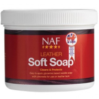 Naf Leather Soft Soap for Horses