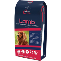 Chudleys Lamb & Vegetable Sensitive Dog Food  15kg