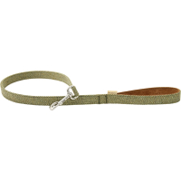 Earthbound Tweed Green Lead 1m