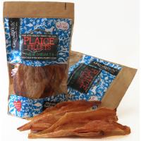 Green & Wilds Plaice Fillets Dog Treats 75g