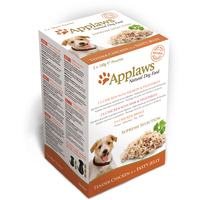 Applaws Supreme Selection Multipack Pouches Adult Dog Food 100g x 5