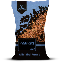 Hutton Mill Peanuts Wild Bird Food 25kg
