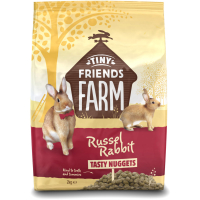 Russel Rabbit Tasty Nuggets Rabbit Food 2kg